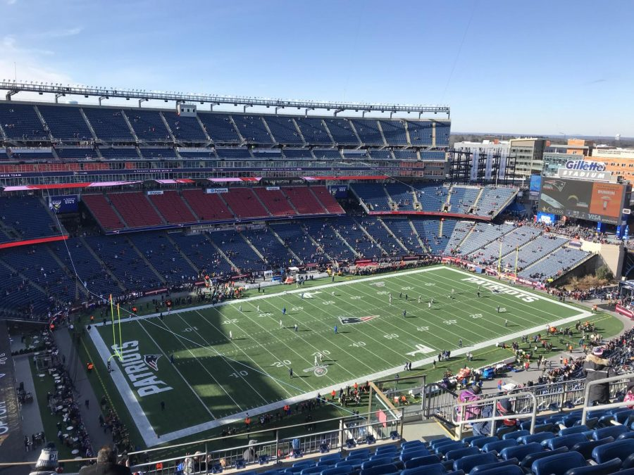 Patriots are ready for the post-season